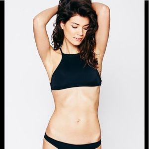 Dawn for Free People black bikini M/L